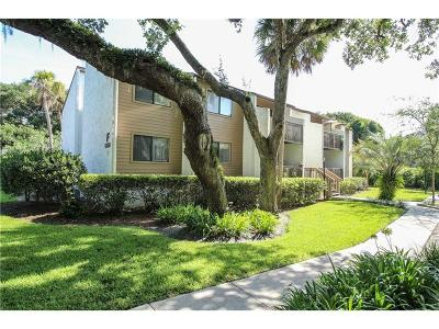 Fernandina Beach Condo/Townhouse For Sale: 2771 Forest Ridge Drive #F-1