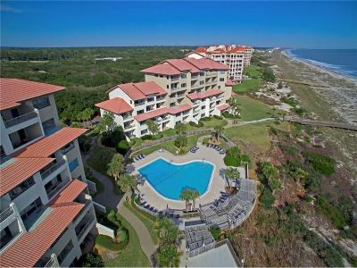 Fernandina Beach Condo/Townhouse For Sale: 204 Sandcastles Court #202