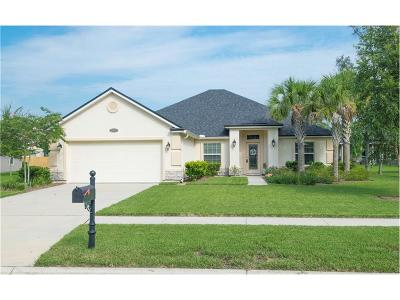 Yulee Single Family Home For Sale: 97177 Bluff View Circle