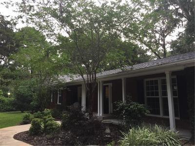 Fernandina Beach Single Family Home For Sale: 420 Citrona Drive