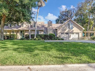 Fernandina Beach Single Family Home For Sale: 5424 Florence Point Drive