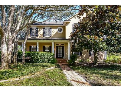 Fernandina Beach Single Family Home For Sale: 1897 Gardenia Street