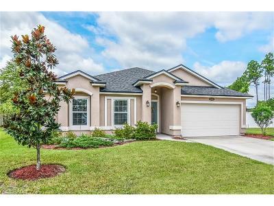 Fernandina Beach Single Family Home For Sale: 95099 Lavender Lane
