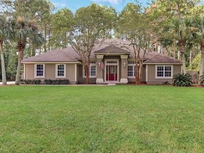 Fernandina Beach, Fernandina Beach/amelia Island, Yulee Single Family Home For Sale: 96243 Parliament Drive