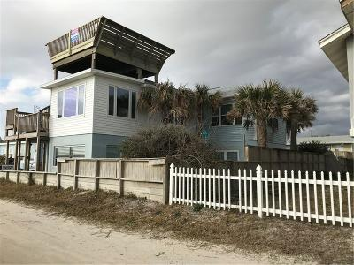 Amelia Island Single Family Home For Sale: 535 Ocean Avenue