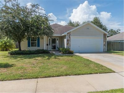 Fernandina Beach Single Family Home For Sale: 96323 Nassau Lakes Circle Circle