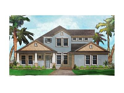 Fernandina Beach Single Family Home For Sale: 1300 Quattlefield Lane