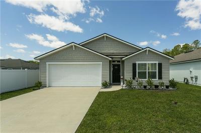 Fernandina Beach Single Family Home For Sale: 95132 Timberlake Drive
