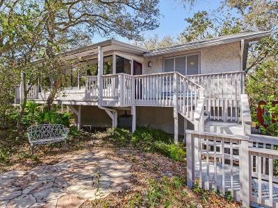 Fernandina Beach Single Family Home For Sale: 3433 S 1st Avenue