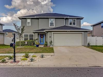 Yulee Single Family Home For Sale: 77136 Cobblestone Drive