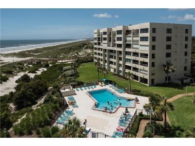 Fernandina Beach Condo/Townhouse For Sale: 4800 Amelia Island Parkway Parkway #B-155