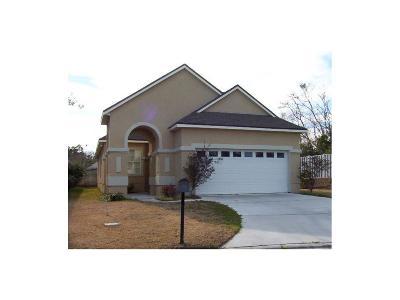 Fernandina Beach Single Family Home For Sale: 94045 Marsh Bay Court