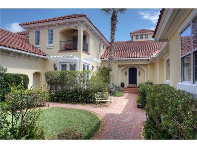 Fernandina Beach, Fernandina Beach/amelia Island, Yulee Single Family Home For Sale: 96188 Marsh Lakes Drive