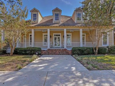 Yulee Single Family Home For Sale: 28681 Grandview Manor