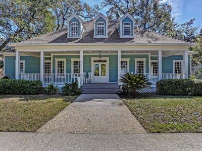 Fernandina Beach, Fernandina Beach/amelia Island, Yulee Single Family Home For Sale: 28659 Grandview Manor