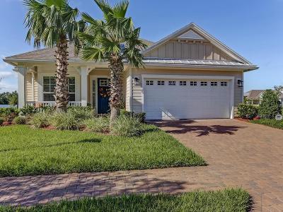 Fernandina Beach Single Family Home For Sale: 85061 Floridian Drive