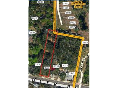 Fernandina Beach, Fernandina Beach/amelia Island, Yulee Single Family Home For Sale: 2221 Sadler Road