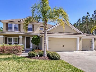 Fernandina Beach Single Family Home For Sale: 85132 Majestic Walk Boulevard