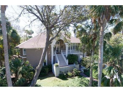 Fernandina Beach, Fernandina Beach/amelia Island, Yulee Single Family Home For Sale: 10 Marsh Point Road