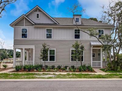 Fernandina Beach Single Family Home For Sale: 1423 Coastal Oaks Drive