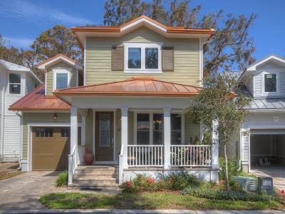 Fernandina Beach Single Family Home For Sale: 1934 Amelia Oaks Drive