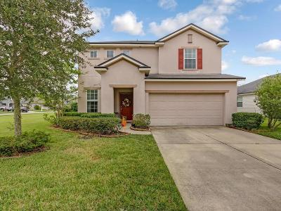 Fernandina Beach Single Family Home For Sale: 95517 Sonoma Drive