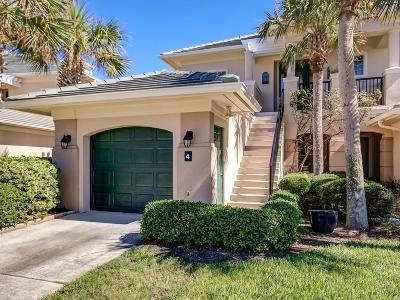 Amelia Island Condo/Townhouse For Sale: 5209 Sea Chase Drive #4