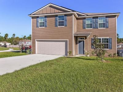 Yulee Single Family Home For Sale: 65037 Mossy Creek Lane