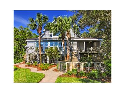 Fernandina Beach, Fernandina Beach/amelia Island, Yulee Single Family Home For Sale: 95744 Alligator Creek Road