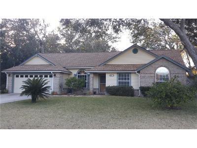 Fernandina Beach Single Family Home For Sale: 2217 Off Shore Drive