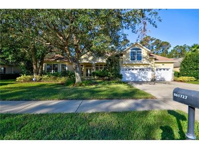 Fernandina Beach Single Family Home For Sale: 861727 North Hampton Club Way