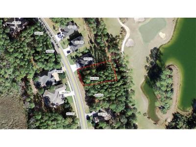 FERNANDINA Residential Lots & Land For Sale: 862086 Hampton Club Way