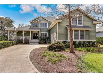 Fernandina Beach Single Family Home For Sale: 96295 Piney Island Drive