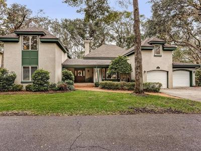 Amelia Island Single Family Home For Sale: 1657 Rigging Way