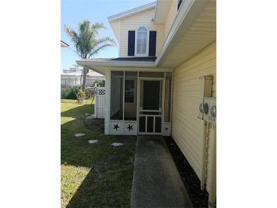 Fernandina Beach Condo/Townhouse For Sale: 2318 1st #A