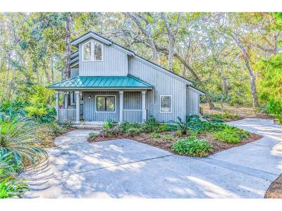 Amelia Island Single Family Home For Sale: 22 Beach Wood Road