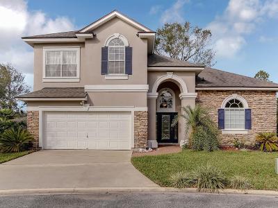 Fernandina Beach, Fernandina Beach/amelia Island, Yulee Single Family Home For Sale: 96073 Waters Court
