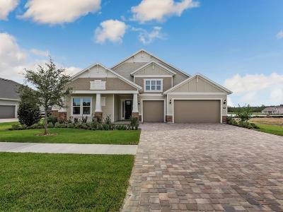 Fernandina Beach Single Family Home For Sale: 85046 Majestic Walk Boulevard