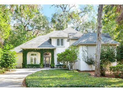 Amelia Island Single Family Home For Sale: 11 Sweetwater Oaks Drive