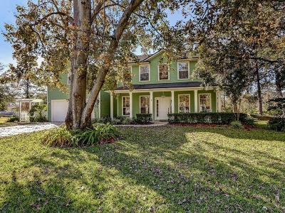 Amelia Island Single Family Home For Sale: 2965 Pinedale Road