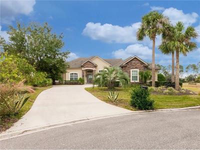 Fernandina Beach, Fernandina Beach/amelia Island, Yulee Single Family Home For Sale: 95006 Lantana Court