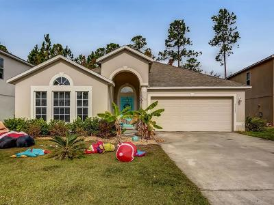 Yulee Single Family Home For Sale: 65047 Lagoon Forest Drive