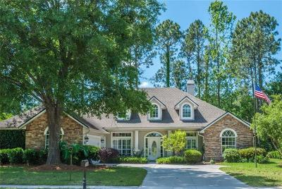 Fernandina Beach Single Family Home For Sale: 86511 North Hampton Club Way