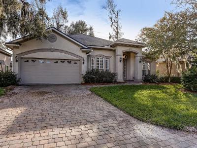 Fernandina Beach Single Family Home For Sale: 670 E Spanish Way