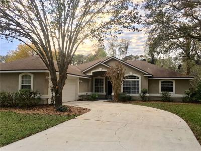 Fernandina Beach Single Family Home For Sale: 2919 Tidewater Street