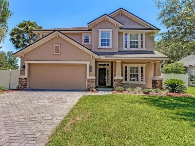 Yulee Single Family Home For Sale: 96315 Windsor Drive