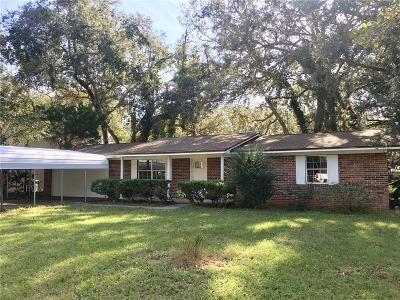 Fernandina Beach Single Family Home For Sale: 814 Nottingham Drive