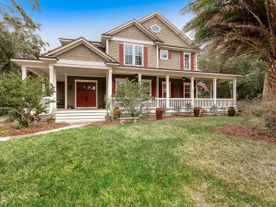 Fernandina Beach FL Single Family Home For Sale: $1,068,500