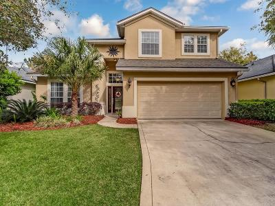 Fernandina Beach Single Family Home For Sale: 96051 Long Beach Drive