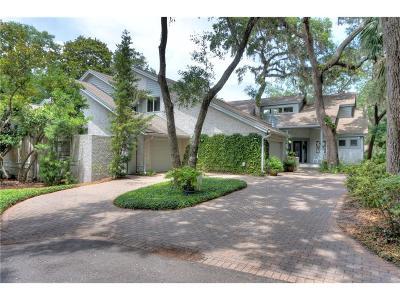 Fernandina Beach, Fernandina Beach/amelia Island, Yulee Single Family Home For Sale: 8 Marsh Hawk Road